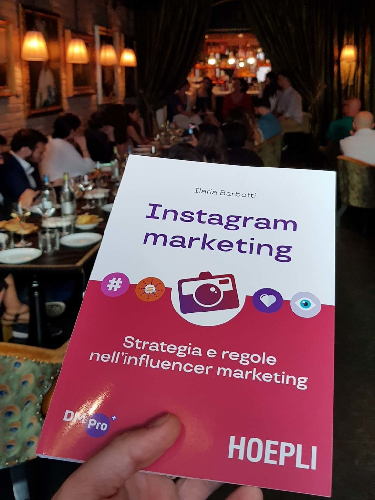 Instagram Marketing a Casa Coppelle. Ph. Matteo Molle