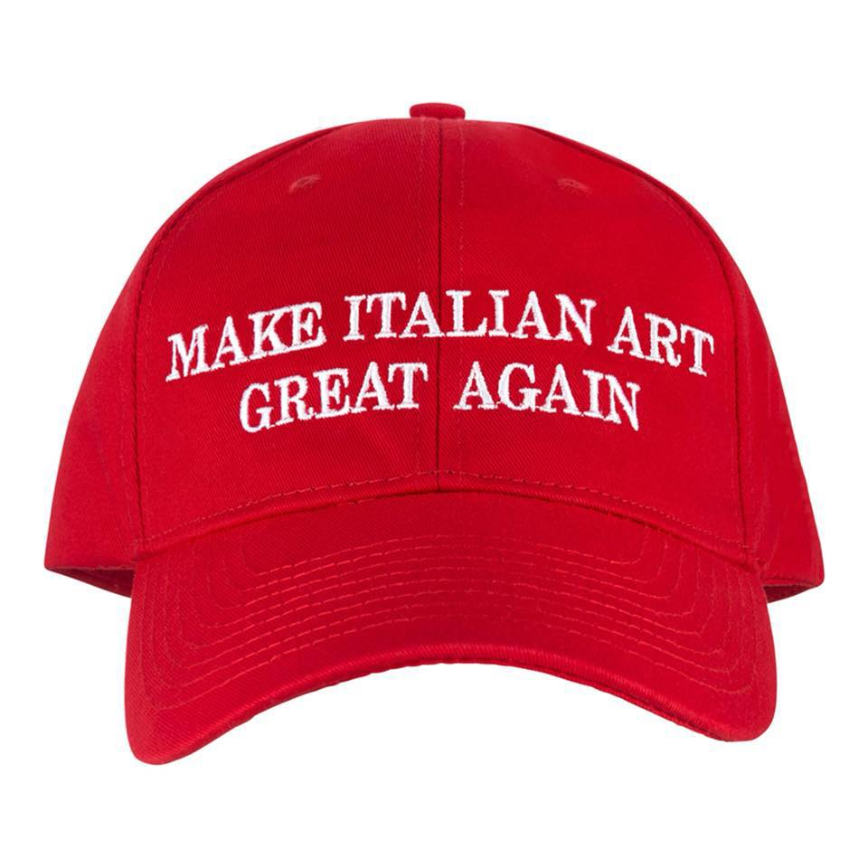 Giulio Alvigini, a tu per tu con la mente di Make Italian Art Great Again