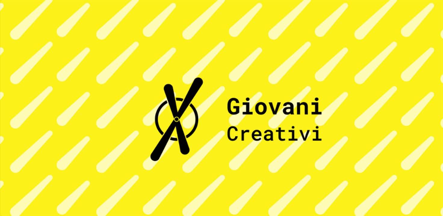 Giovani Creativi – Il giovane talento italiano under 30
