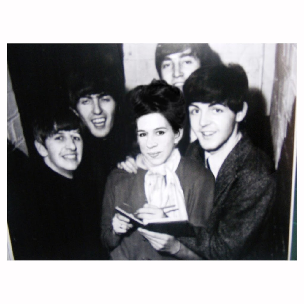 #TBT (WHEN I MET THE BEATLES)