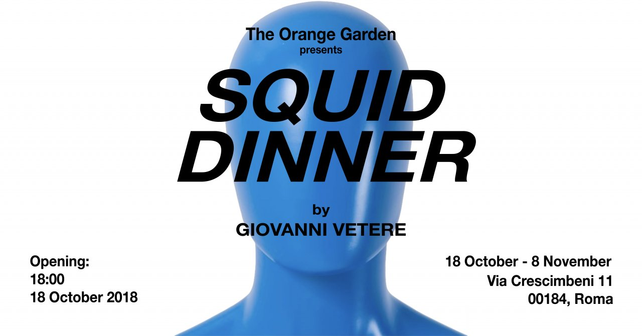 Squid Dinner by Giovanni Vetere – The Orange Garden