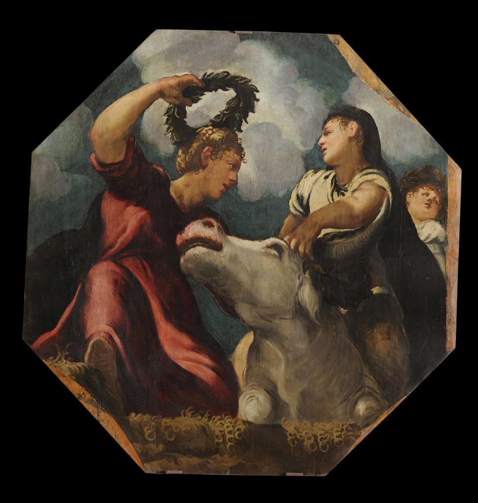 Il ratto di Europa - il Tintoretto | Ovidio. Amori, miti e altre storie