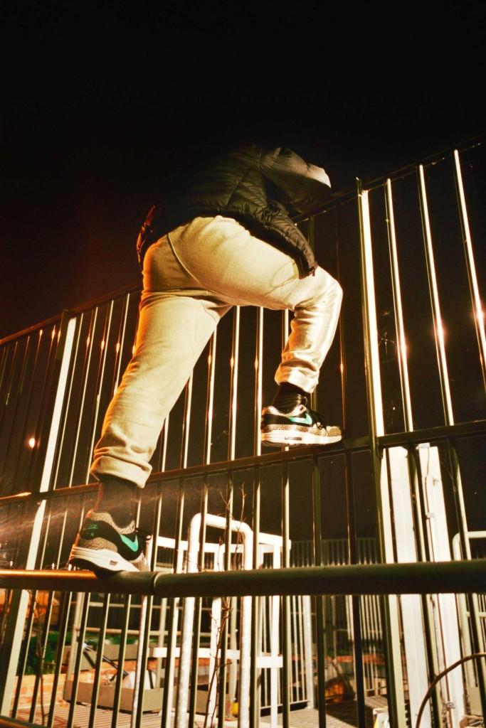 Toni Brugnoli per Nike