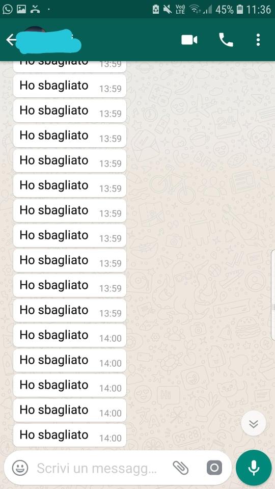 7 - Chat tra me e lui