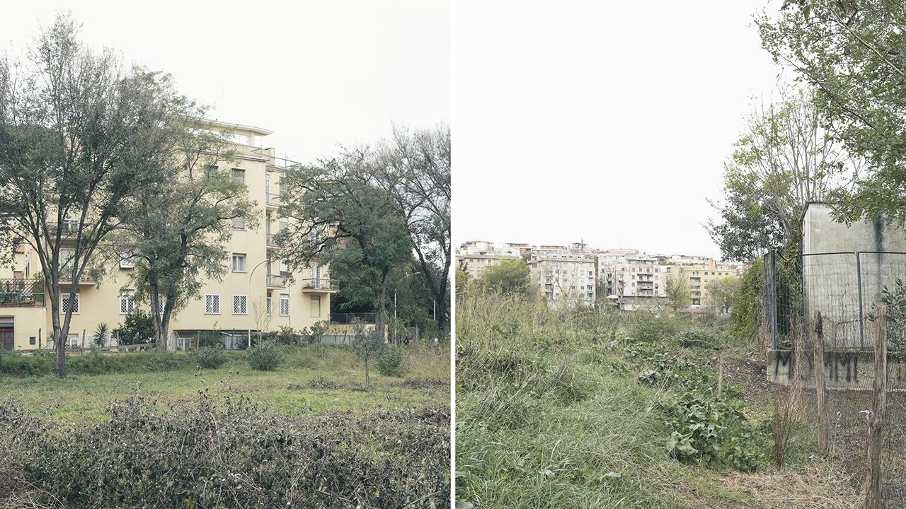 Fotografie dal terzo municipio di Roma