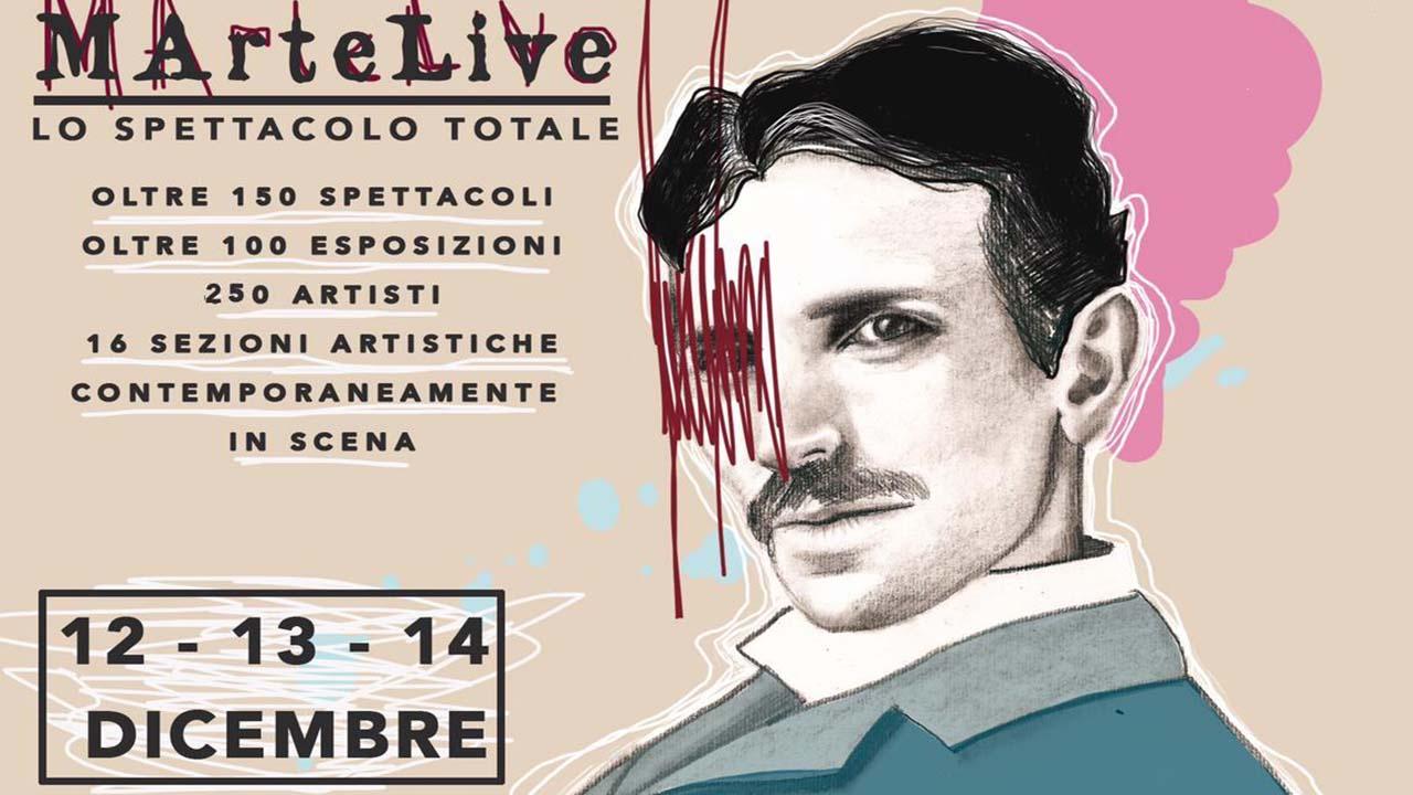 MArteLive – Lo spettacolo totale al Planet Live di Roma