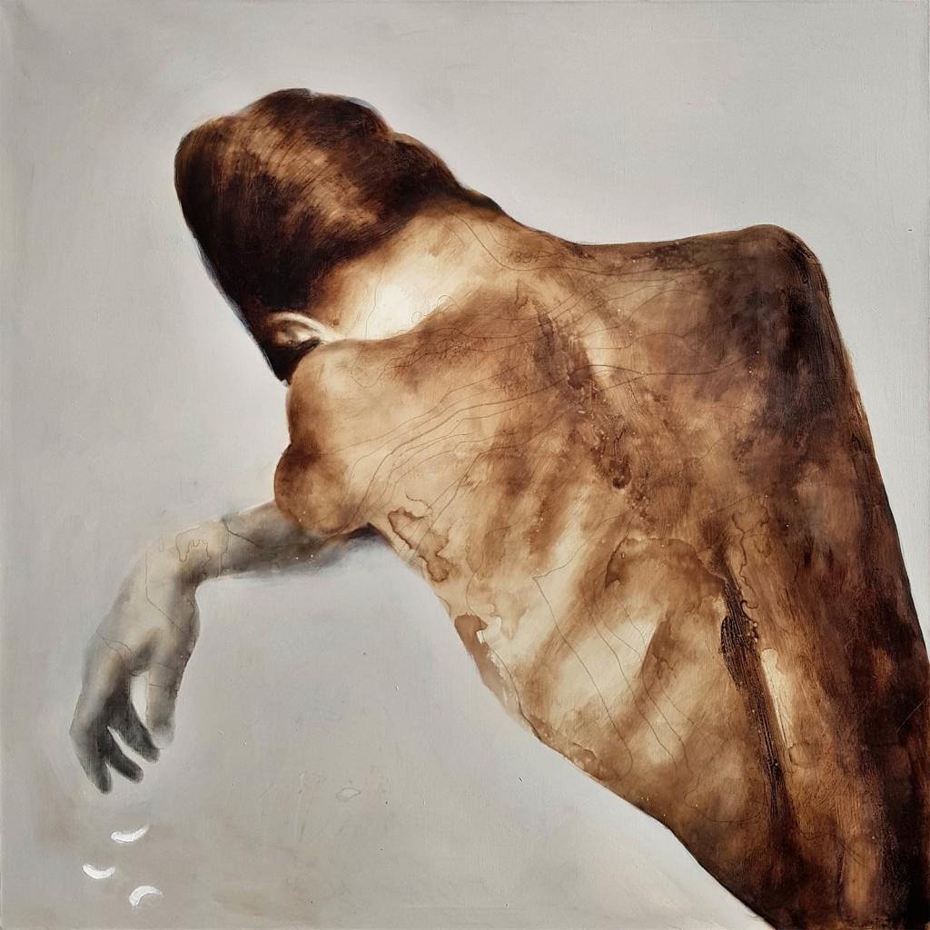 RvB-Arts_Fabio-Imperiale_Non-m'ama_tecnica-mista-su-tela_100x100-cm_light