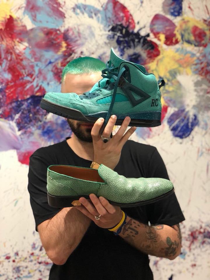 DCJ Sneakers – Intervista a Jacopo De Carli