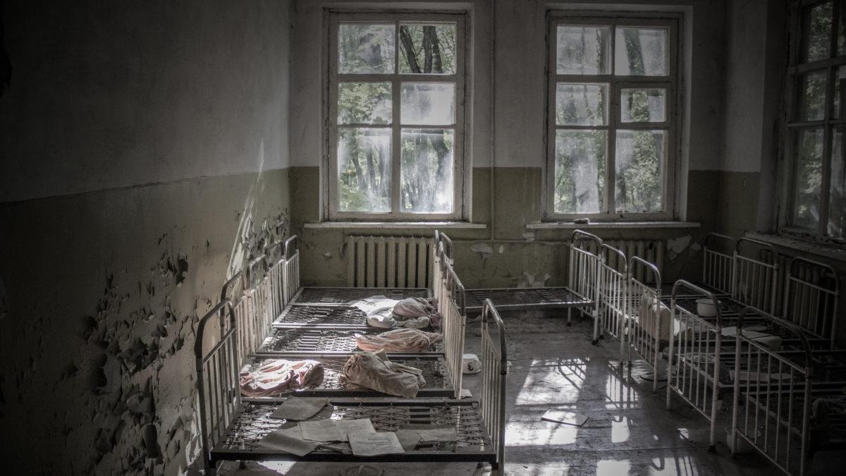 Francesca Gorzanelli documenta i luoghi e l'umanità di Chernobyl