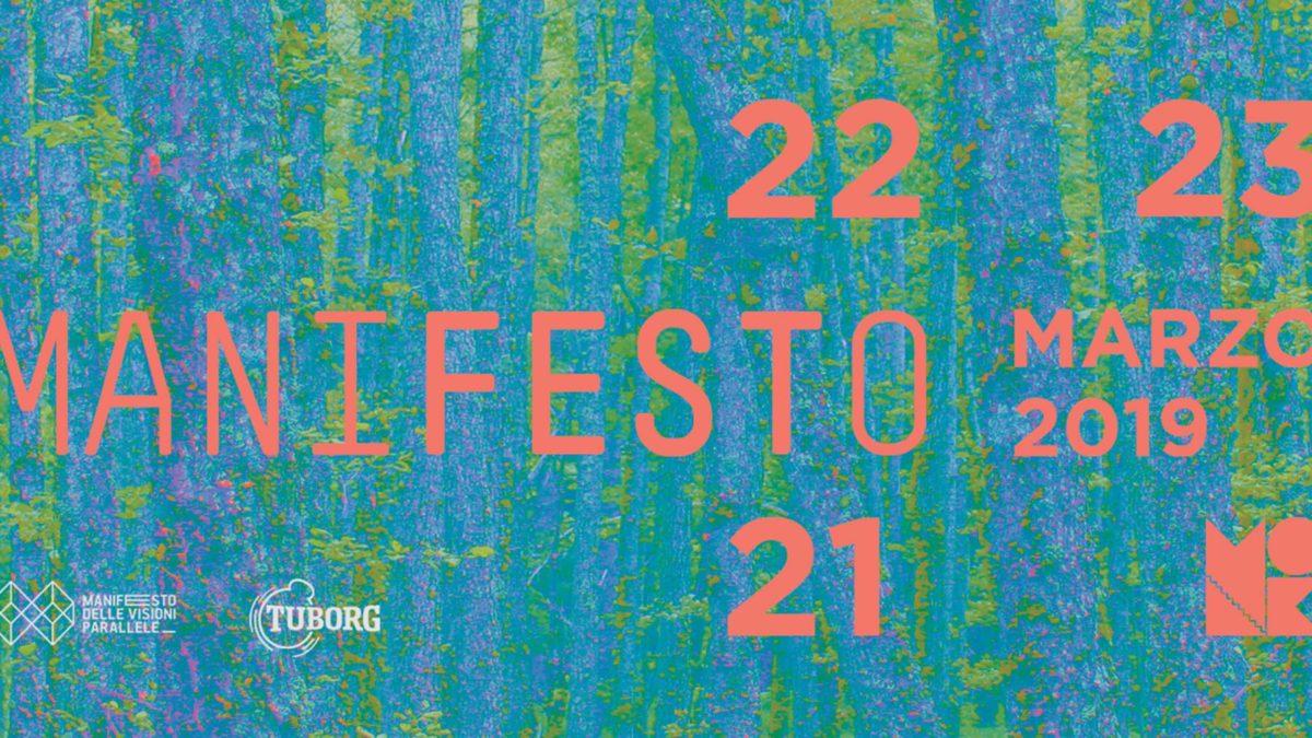 Manifesto delle visioni parallele – musica elettronica a Roma