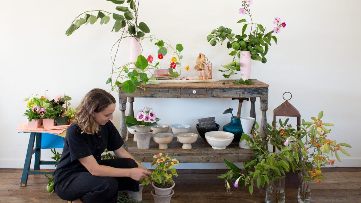Sophia Moreno Bunge – L'effimera arte dei fiori
