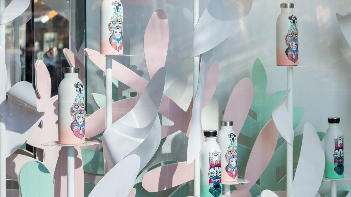 Elena Salmistaro per 24Bottles – Milano Design Week