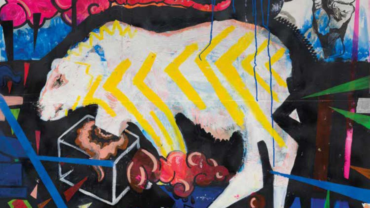 Holaf – La prima mostra di Antonio Maria Catalani alla Tibaldi Gallery di Roma