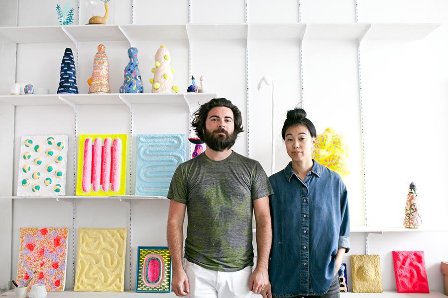 Terri Chiao & Adam Frezza (Chiaozza). Le domande che vorrei fargli