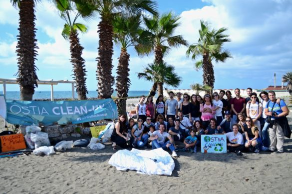 Ostia Clean-Up
