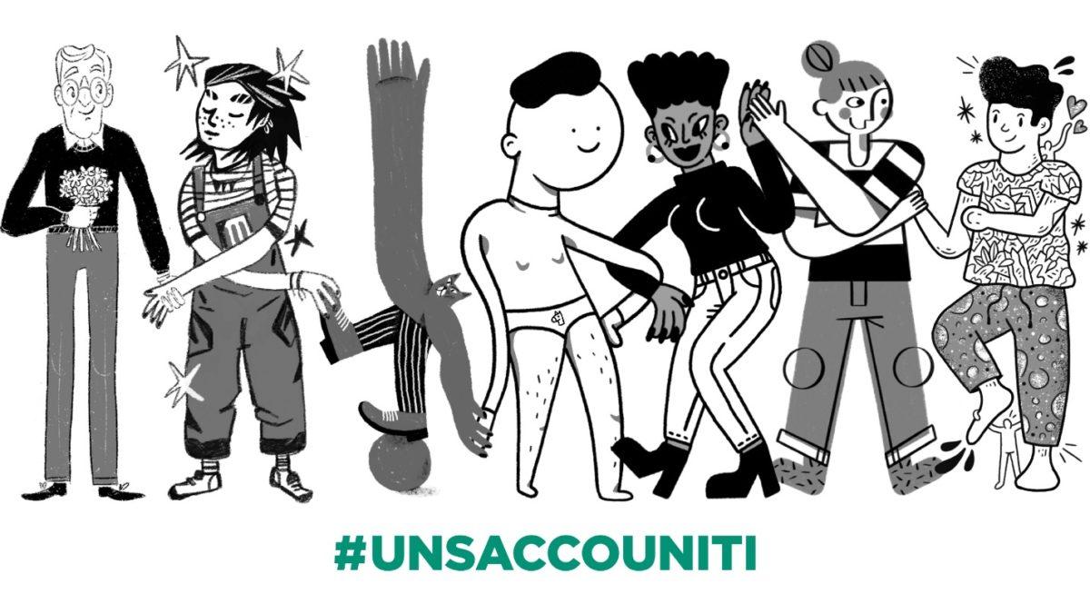 #unsaccouniti – Solidarietà e creatività abbattono le distanze