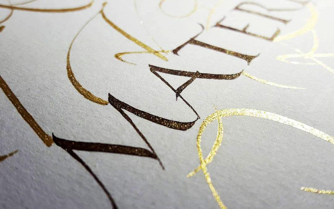 Chiara Riva –  Calligrafia:  corpo e anima delle lettere