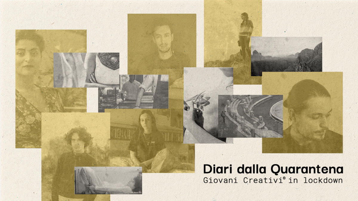 Diari dalla Quarantena – Giovani Creativi in lockdown