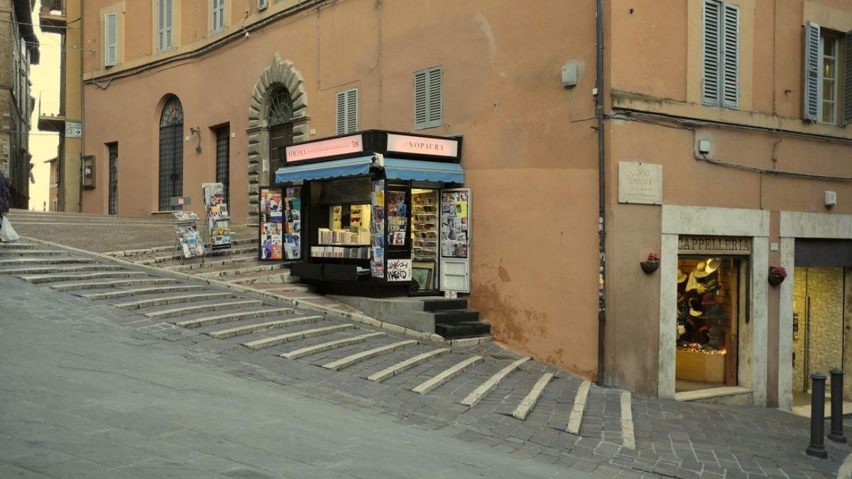 Edicola 518 è l'ennesima conferma che in Italia la cultura ha ancora voglia di muoversi