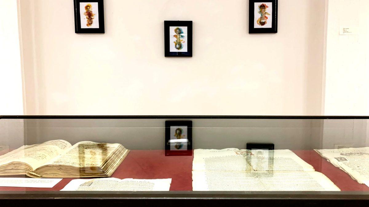 La sensibilità di Mario Vespasiani in una mostra dedicata ai grandi personaggi della cultura recentemente scomparsi