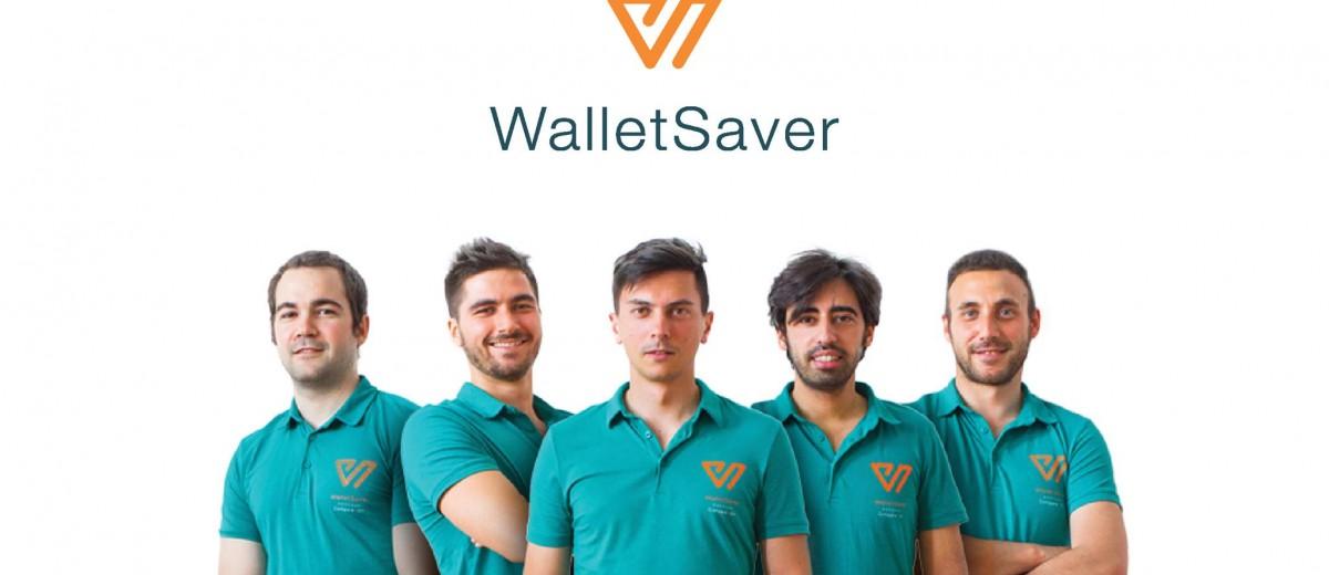 Giacomo Putignano e la sua WalletSaver