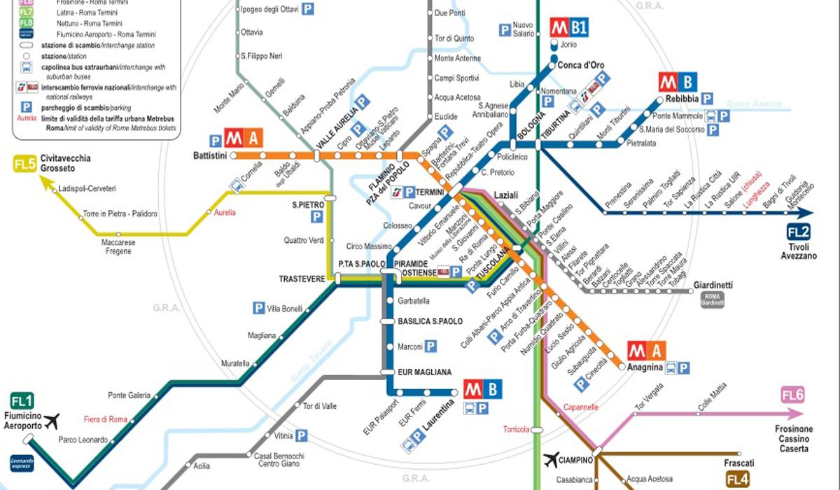 Andrea Spinosa e il trasporto pubblico romano