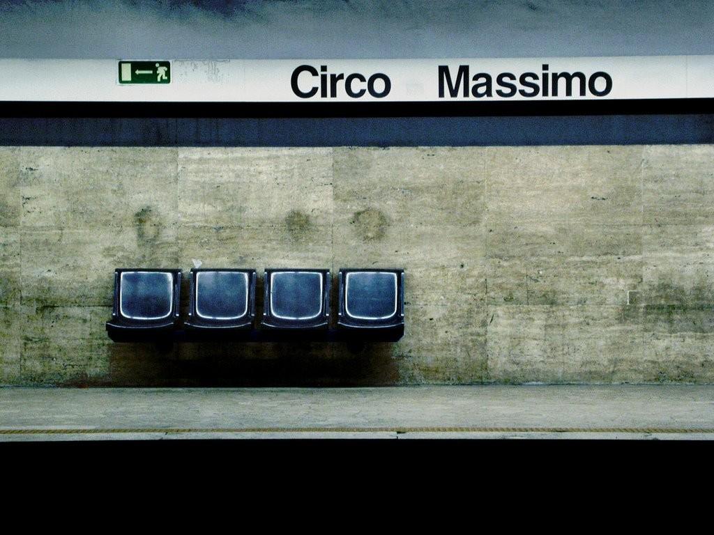 Metro B - Circo Massimo