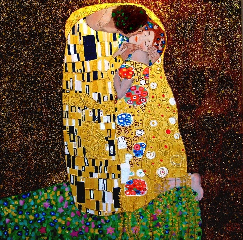 Il bacio-Klimt