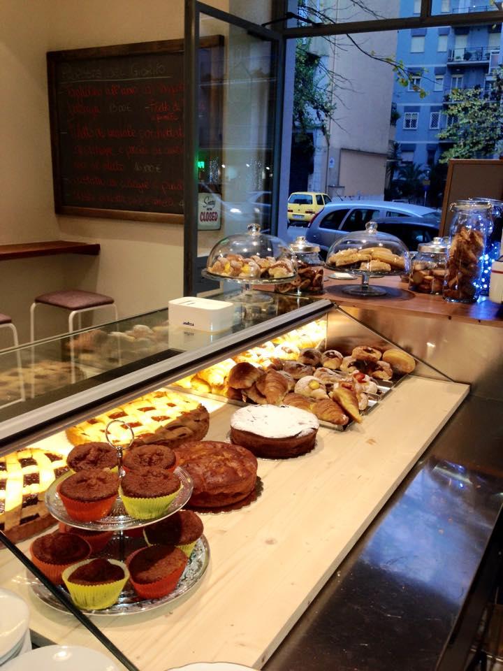 caffetteria e dolciumi