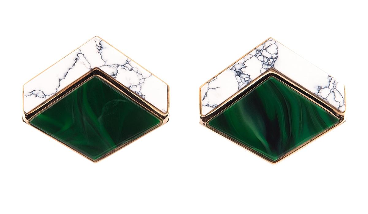 Égotique jewelry, geometrie preziose