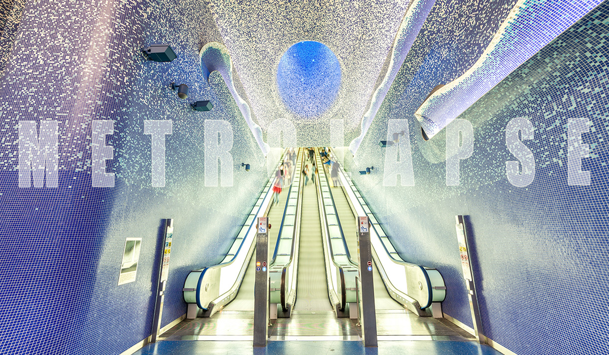 Metrolapse, Napoli in movimento