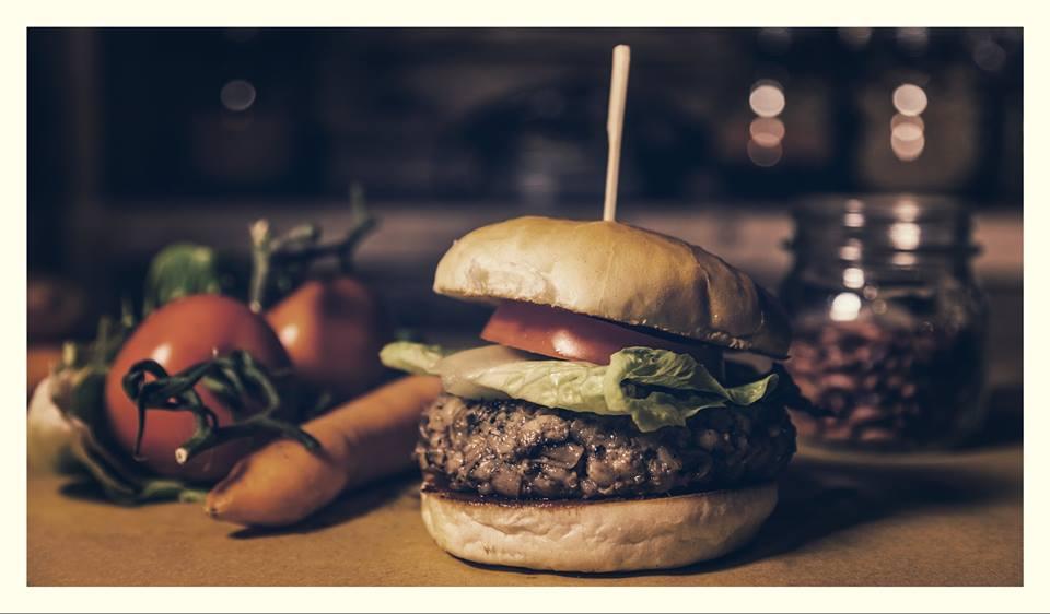 il Veggie burger