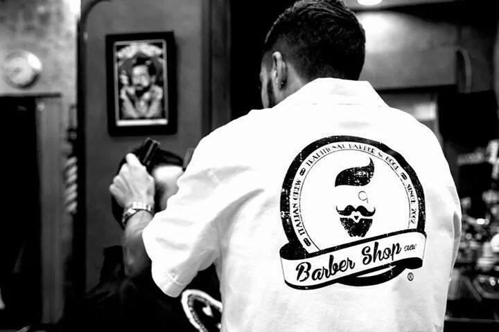 Barber Shop Crew, la cultura della barba