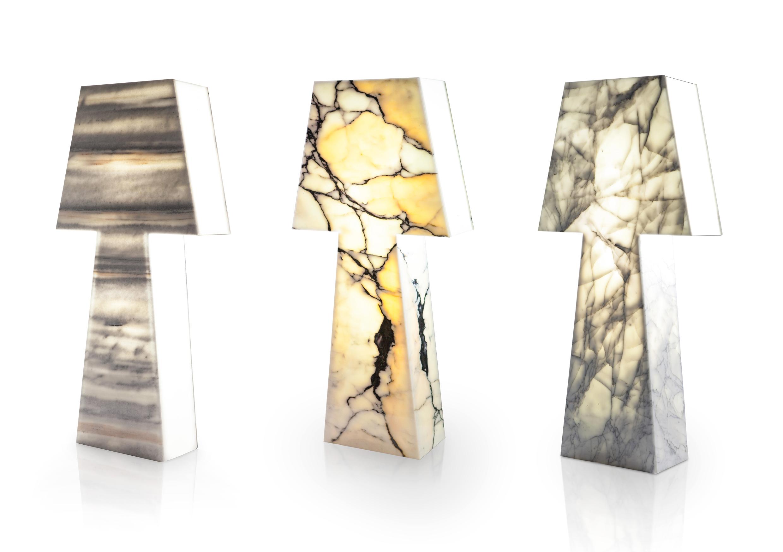 Marmaros, la pietra splendente della Design Week