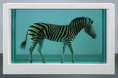 """Damien Hirst – """"The Incredible Journey"""""""