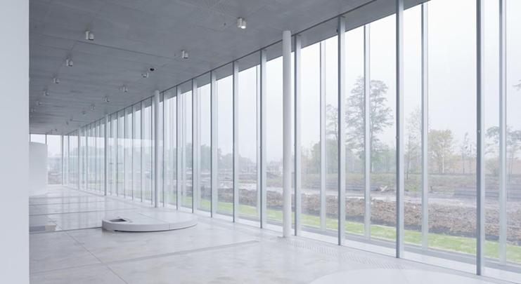 Louvre Lens - Kazuyo Sejima