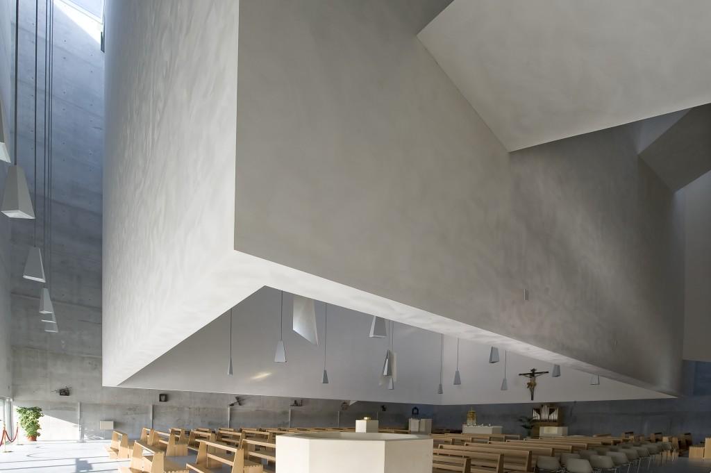 Chiesa di San Paolo - Massimiliano Fuksas