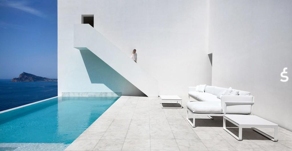 Casa del Alcantilado - Fran Silvestre
