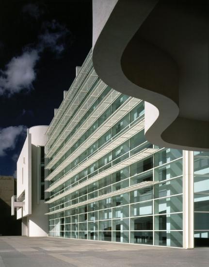 MACBA - Richard Meier