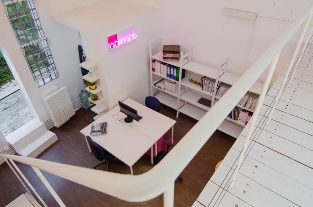 ufficio nomade