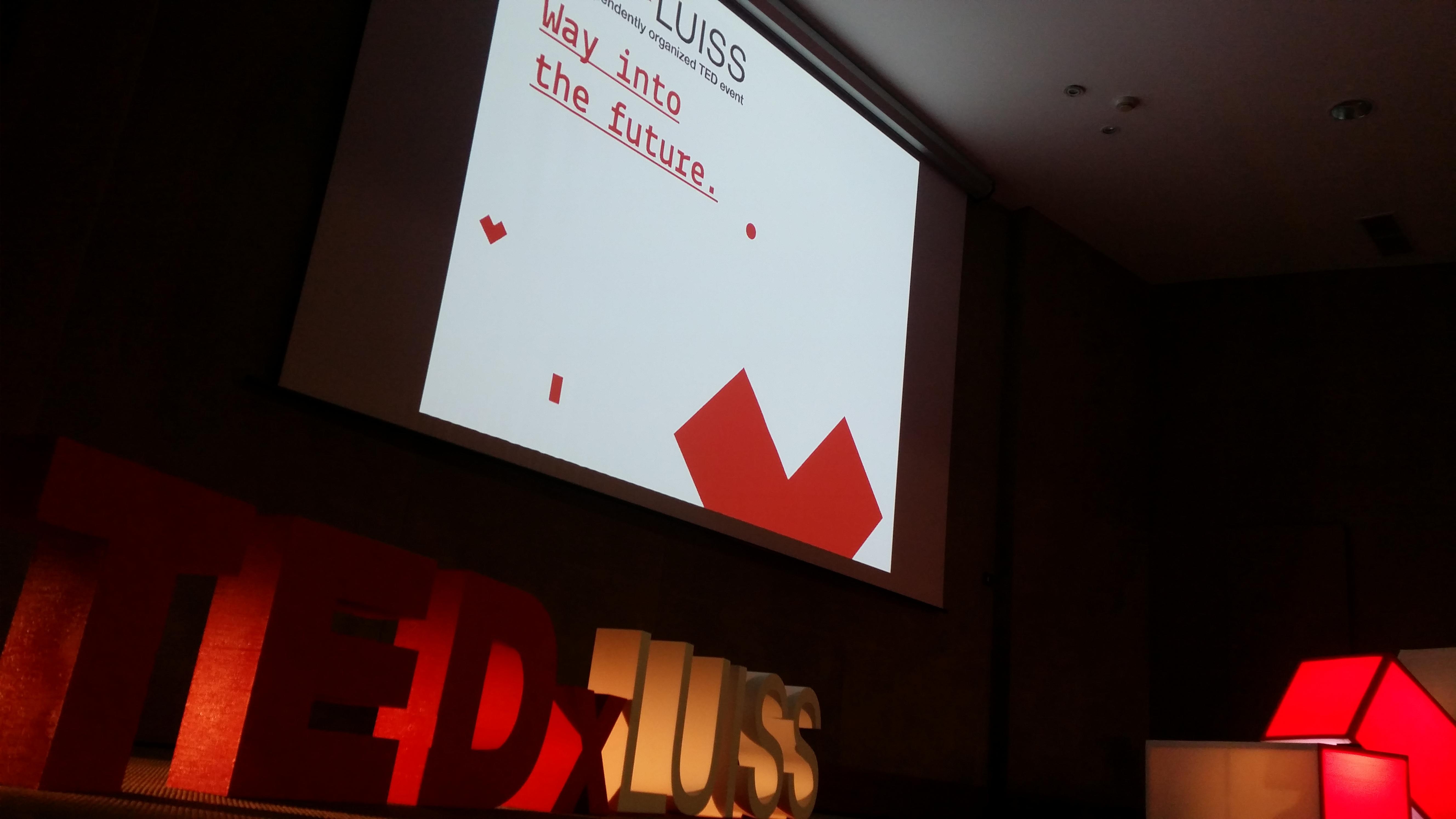 TEDxLuiss