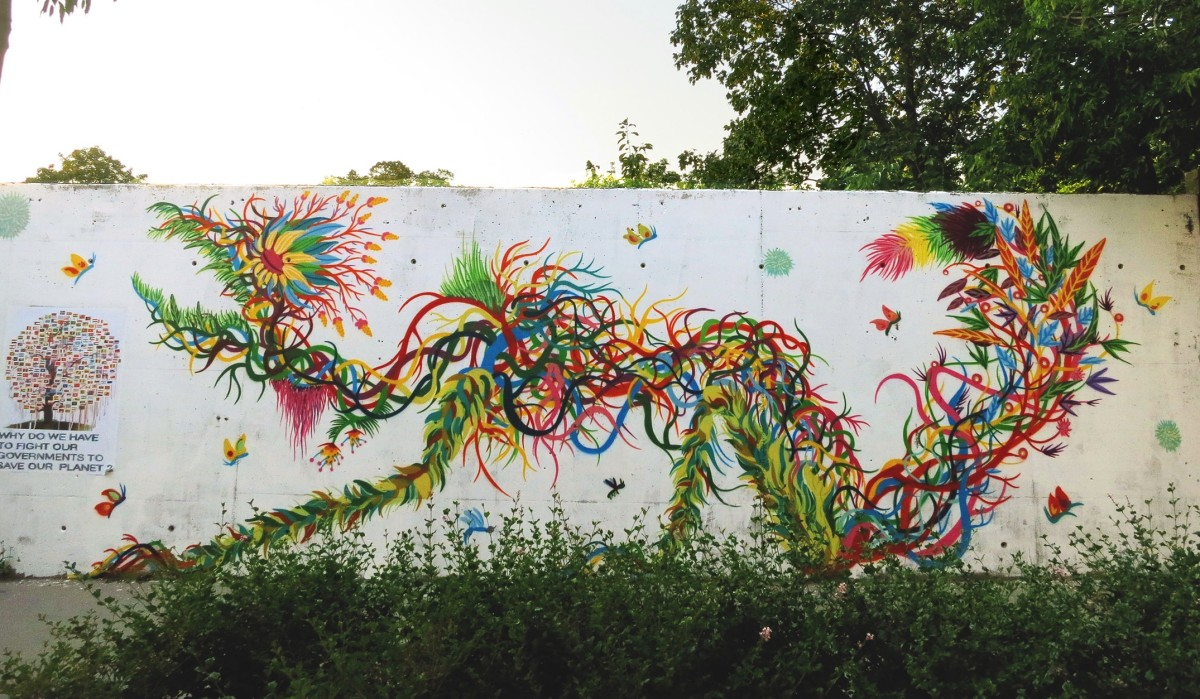 Tra natura, arte e spiritualità – Intervista a Gola Hundun