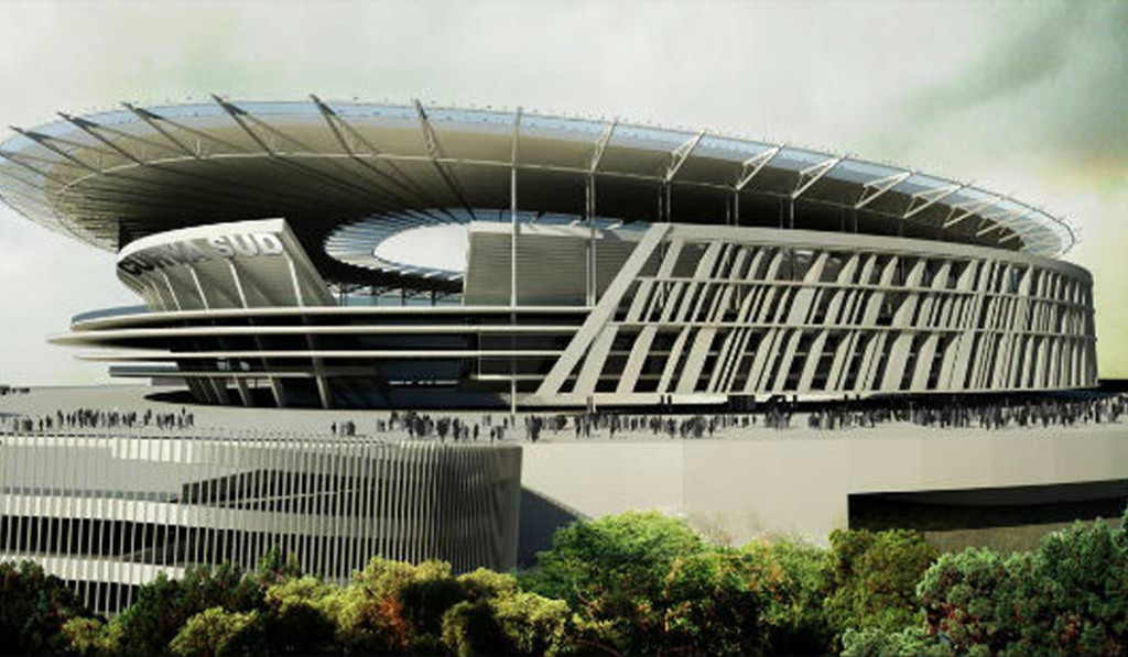 Stadio della Roma, Dan Meis