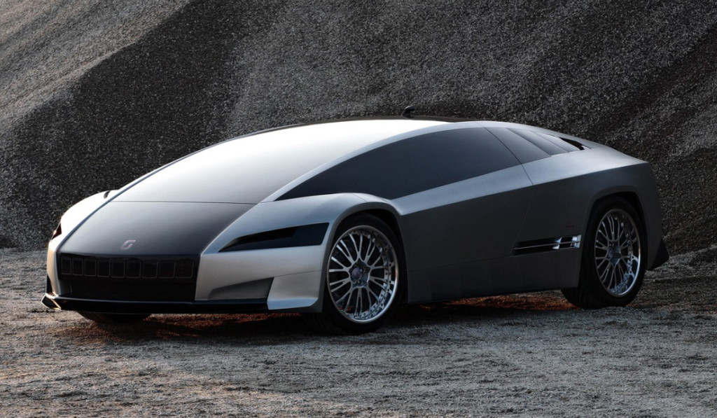 Quaranta - Italdesign Giugiaro