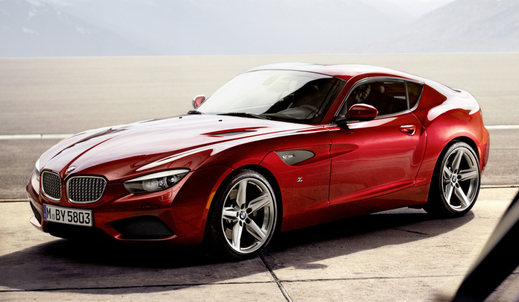 BMW coupè - Zagato