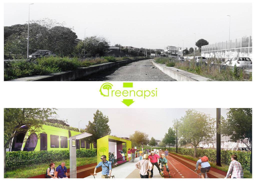 Viadotto dei Presidenti e proposta progettuale di Greenapsi G124 non realizzata