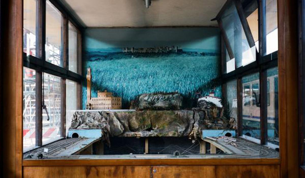 Federico Pacini, fotografo di un'energia inanimata
