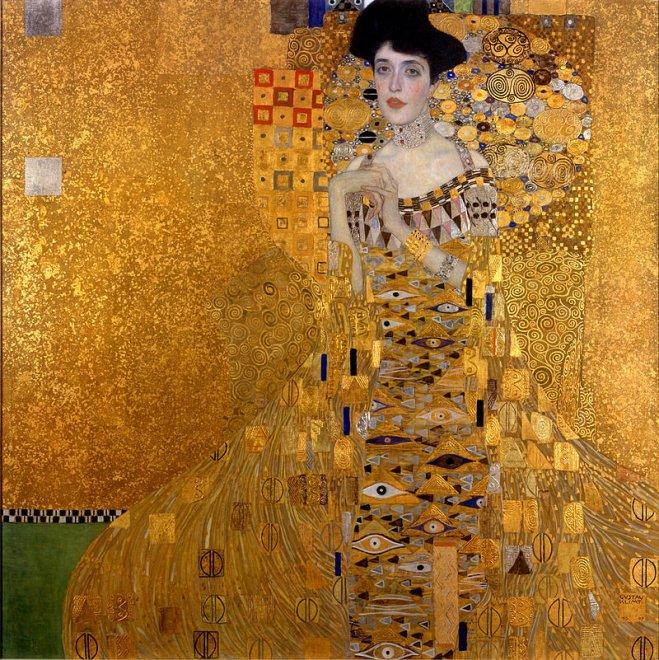 """Ritratto di Adele Bloch-Bauer"" – Gustav Klimt"
