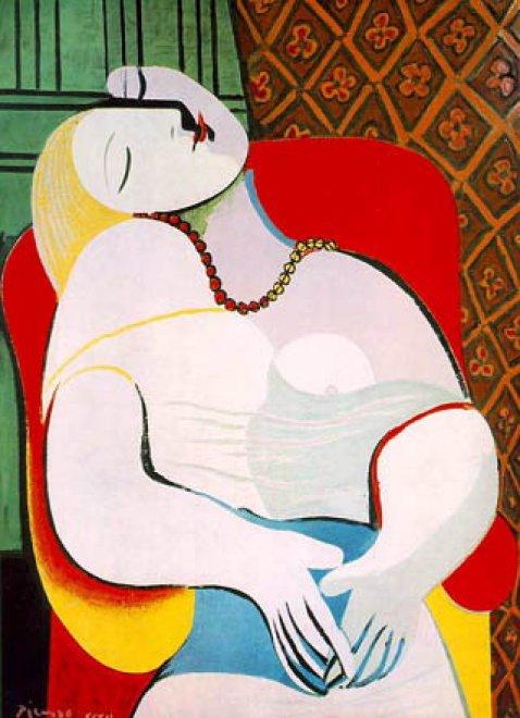 """""""Il Sogno"""" – Pablo Picasso"""