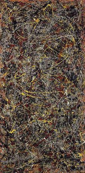 """No. 5, 1948"" – Jackson Pollock"